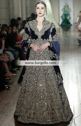 Designer Bridal Gowns Bridal Anarkali Dresses Green Street UK