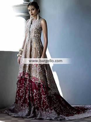 Designer Wedding Lehnga Wedding Lengha Collection Abu Dhabi UAE