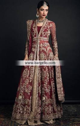 Zara Shahjahan Wedding Dresses Philadelphia Pennsylvannia PA USA Wedding Lehenga