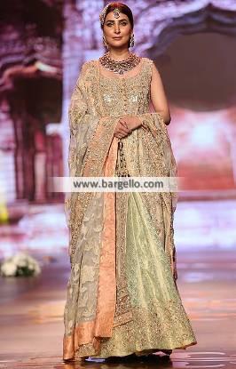 Pakistani Anarkali Bridal Dresses Anarkali Bridal Suits Bloomfield Hills Michigan US