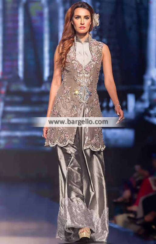 Pakistani Designer Evening Dresses Springfield Washington DC USA