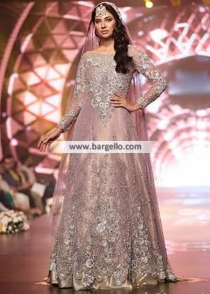 Latest Pakistani Wedding Gowns for Reception Wedding Dresses Austin Texas USA