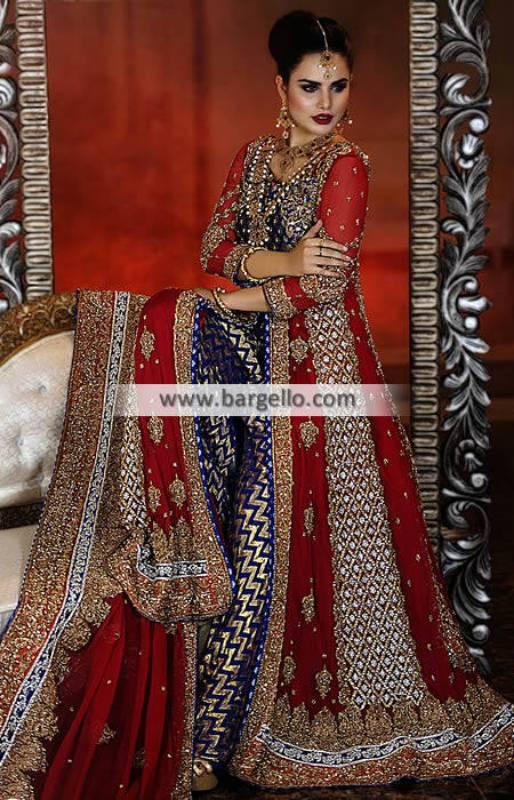 Pakistani Bridal Gowns Pakistani Designer Gowns Matawan New Jersey NJ US