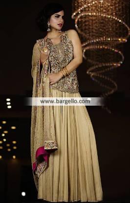 Asian Wedding Sharara Dresses Princeton New Jersey NJ US