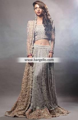 Bollywood Bridal Lehenga Dresses Michigan MI USA