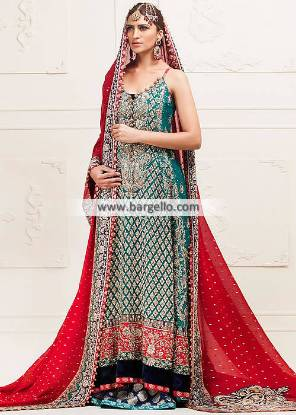 Indian Pakistani Bridal Dresses Lillestrom Norway