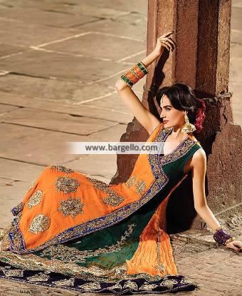 Latest Angrakha Style Dresses Tyne and Wear UK