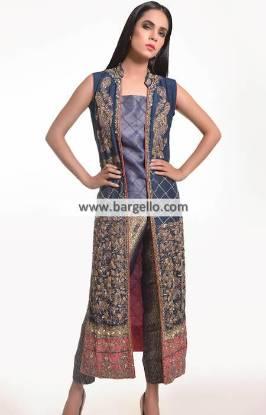 Evening Dresses Trends in Pakistan
