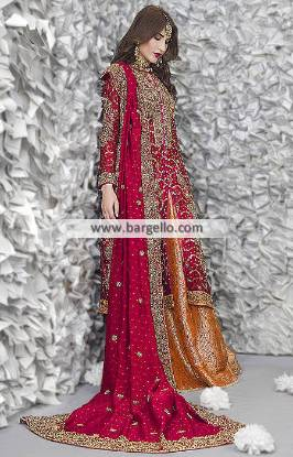 Ansab Jehangir Bridal Dresses Springfield Washington DC USA
