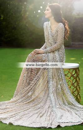 Faraz Manan Bridal Lehenga Dresses Bellerose New York NY US