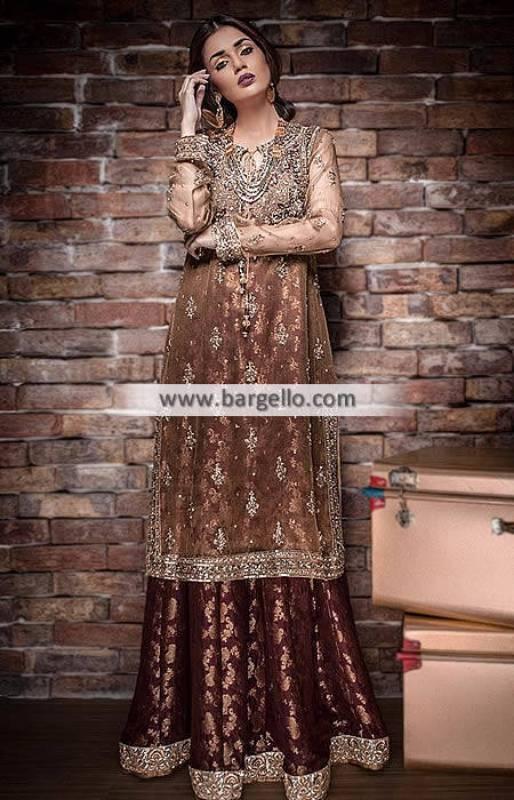 Pakistani Wedding Gowns Kew Garden New York NY USA