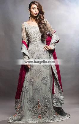 Indian Wedding Gowns Lilburn Atlanta GA USA Zainab Chottani Wedding Gowns Dresses