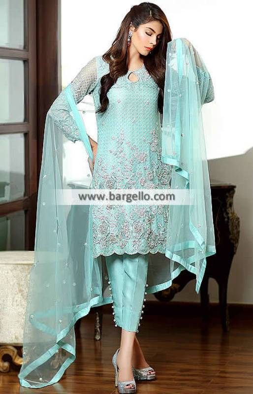 Embroidered Designer Dresses Tyne and Wear UK