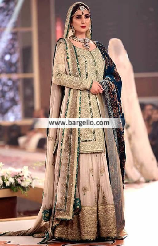 Mehdi Bridal Wedding Lengha Dresses Diamond Bar California CA USA
