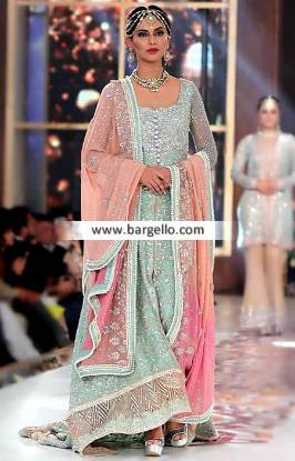Bridal Gown Bridal Anarkali Suits New York California CA USA