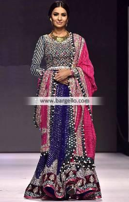 Indian Asian Lenghas Al Rayyan Qatar Zainab Chottani Bridal Dresses