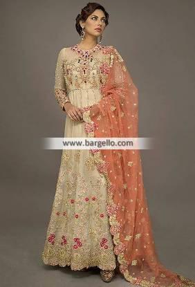 Bridal Anarkali Suits Matawan New Jersey NJ US Deepak Perwani Dresses
