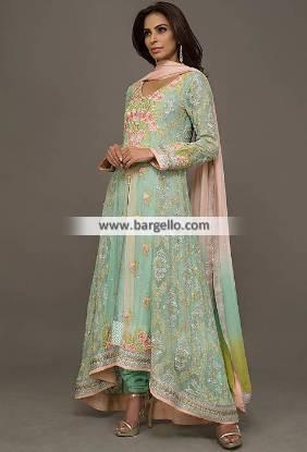 Embroidered Anarkali Dresses Elmont New York NY US