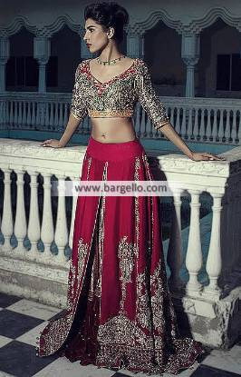 Asian Wedding Lehngas Erum Khan Wedding Dresses New York California CA USA
