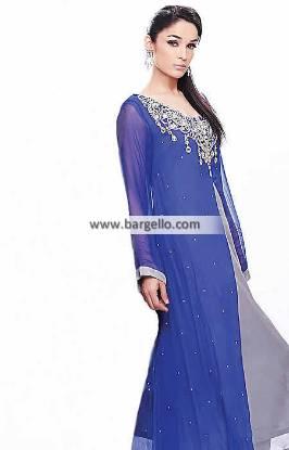 Pakistani Designer Evening Dresses Telford UK Mariam Aziz