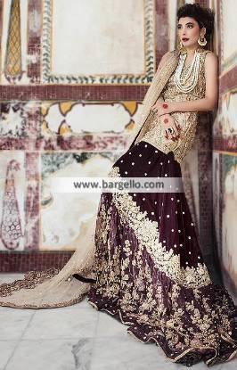 Latest Pakistani Bridal Dresses Princeton New Jersey NJ US Bridal Lehenga Collection