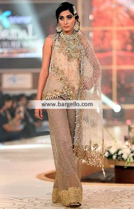 Designer Party Wear Hicksville New York NY US Sobia Nazir Party Wear Collection
