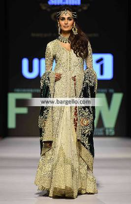 Asian Wedding Gowns Shehla Chatoor Bridal Dresses Holland Netherland