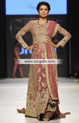 Designer Wedding Gowns Faraz Manan Latest Wedding Dresses Hicksville New York NY US