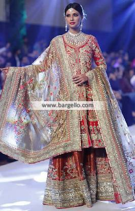 Bollywood Wedding Sharara Dresses Glenfield Australia Kamiar Rokni Wedding Dresses