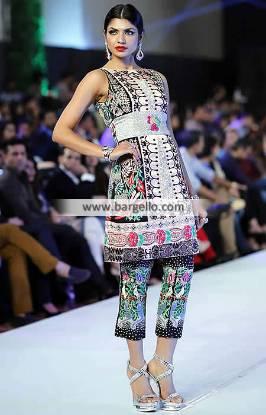 Designer Pakistani Party Dresses Ithaca New York NY USA Kamiar Rokni PLBW