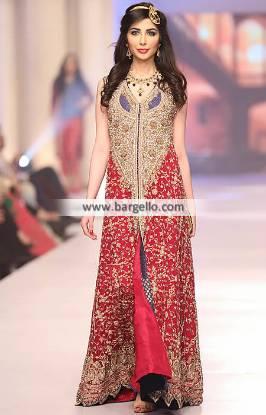 Pakistani Wedding Gowns Letchworth UK Shazia TBCW
