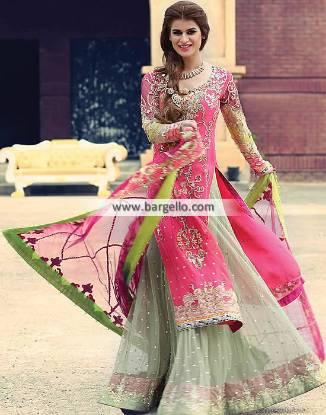 Erum Khan Dresses Garden City Michigan MI USA Pakistani Wedding Outfit
