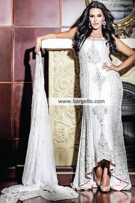 Cara Gown Dresses for Newlywed Indian Pakistan Bridal Gowns Oak Park Michigan MI US