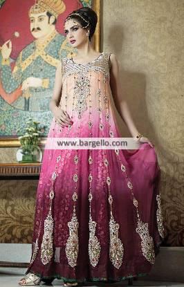 Elegant Embellished Anarkali Dresses Ilford UK for Special Occasions Hameedas Dresses