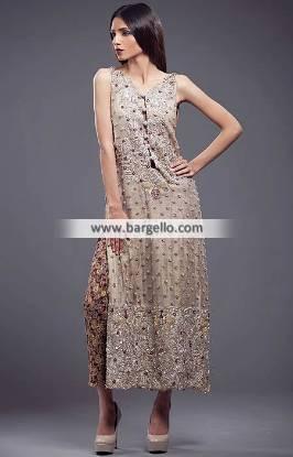 Beautiful Pakistani Party Dress New York NY US Ayesha Somaya Party Dresses