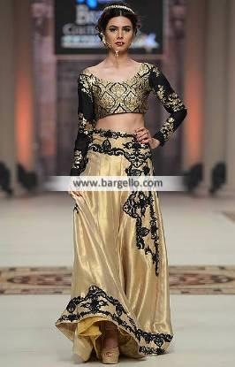 Elegant Lehenga for Formal and Evening Parties Pakistani Dresses Telford UK
