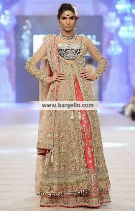Nickie Nina Luxurious Bridal Dresses Newcastle UK Wedding Lehenga Dress