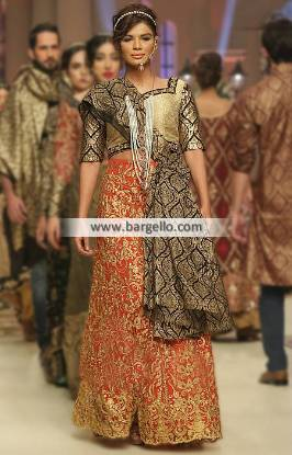 Saira Rizwan Wedding Lehenga, Wedding Lehenga, Wedding Lehenga Collection, Lehenga for Wedding, Bridesmaid Lehenga, TBCW 2014,  Telenor Bridal Couture Week