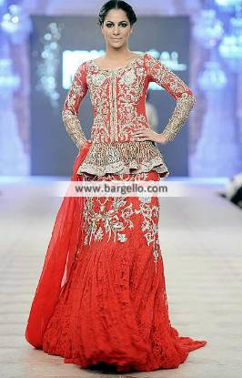 Bridesmaid Dresses Pakistan Wedding Lehenga for Formal Evening Party & Wedding Occasions