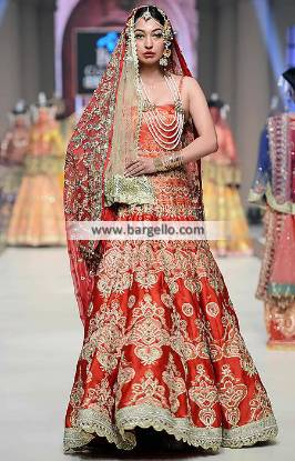 Ali Xeeshan Bridal Wear BCW Gowns Newcastle London UK Traditional Bridal Wear Gowns