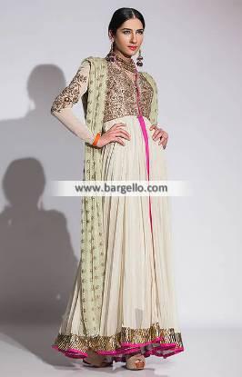 Fahad Hussayn Anarkali Dresses Engagement Dresses Wedding Reception All Formal Events