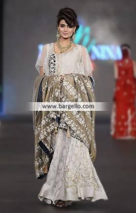 Nickie Nina Angrakha Style Dresses Nickie Nina Bridal Lehenga Dresses Pakistani