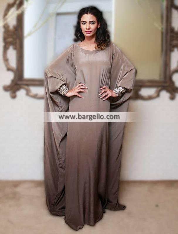 Designer Kaftan Dresses Arabic Farasha Kaftan UAE Dubai Saudi Arabia Bahrain