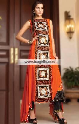 Evening Party Wear Gul Ahmed Pret Collection 2014 G Pret Pakistan Karachi