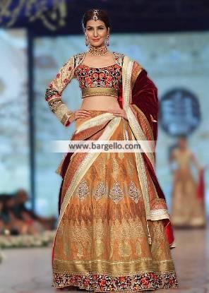 Dazzling Bridal Lehenga Collection Richardson Texas USA Deepak Perwani Bridal Collection Complete