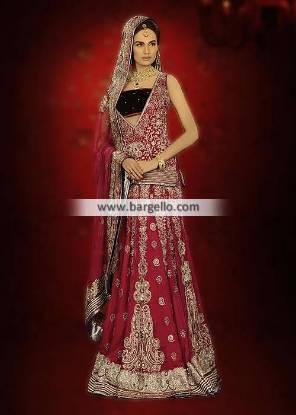 Lajwanti Wedding Lehenga Collection Bridal Lenghas Manchester London UK