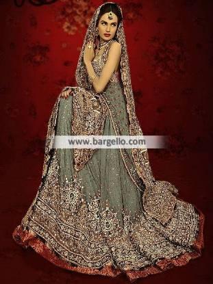 Designer Lajwanti Wedding Lehenga Collection 2014 Ilford London UK Bridal Wears