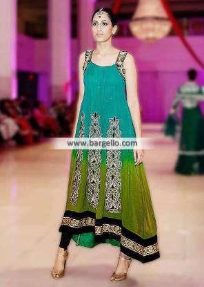 Elan Designer Anarkali Suits Collection Party Wear Occasional Beverly Hills CA USA Salima IBFJW 2013