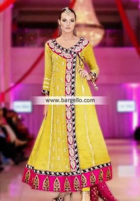 Designer Angrakha Dresses Wedding Dresses Sydney Australia Pishwas Dresses