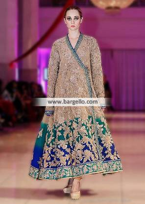 Umar Sayeed Angrakha Suits Evening and Party Suits Surrey UK